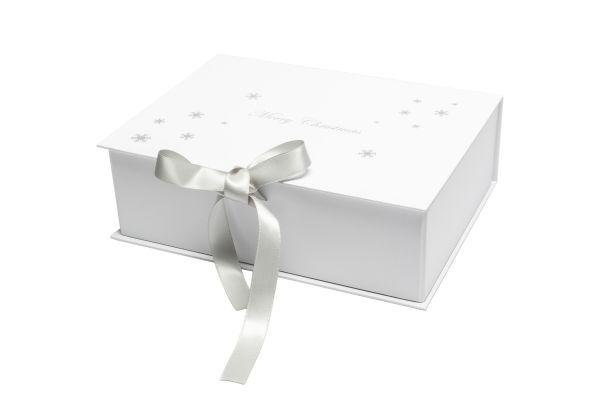 """Geschenkbox für Weihnachten mit Schleife """"Kassel"""" 5105MC"""