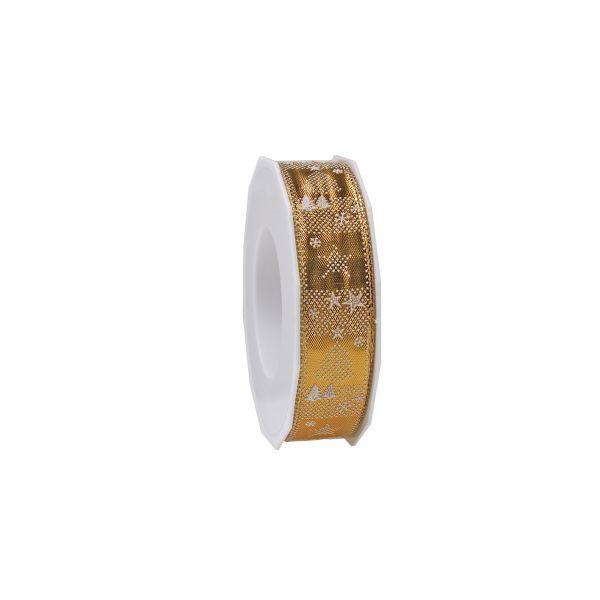 2,5cmx20m in gold 2207J25-053
