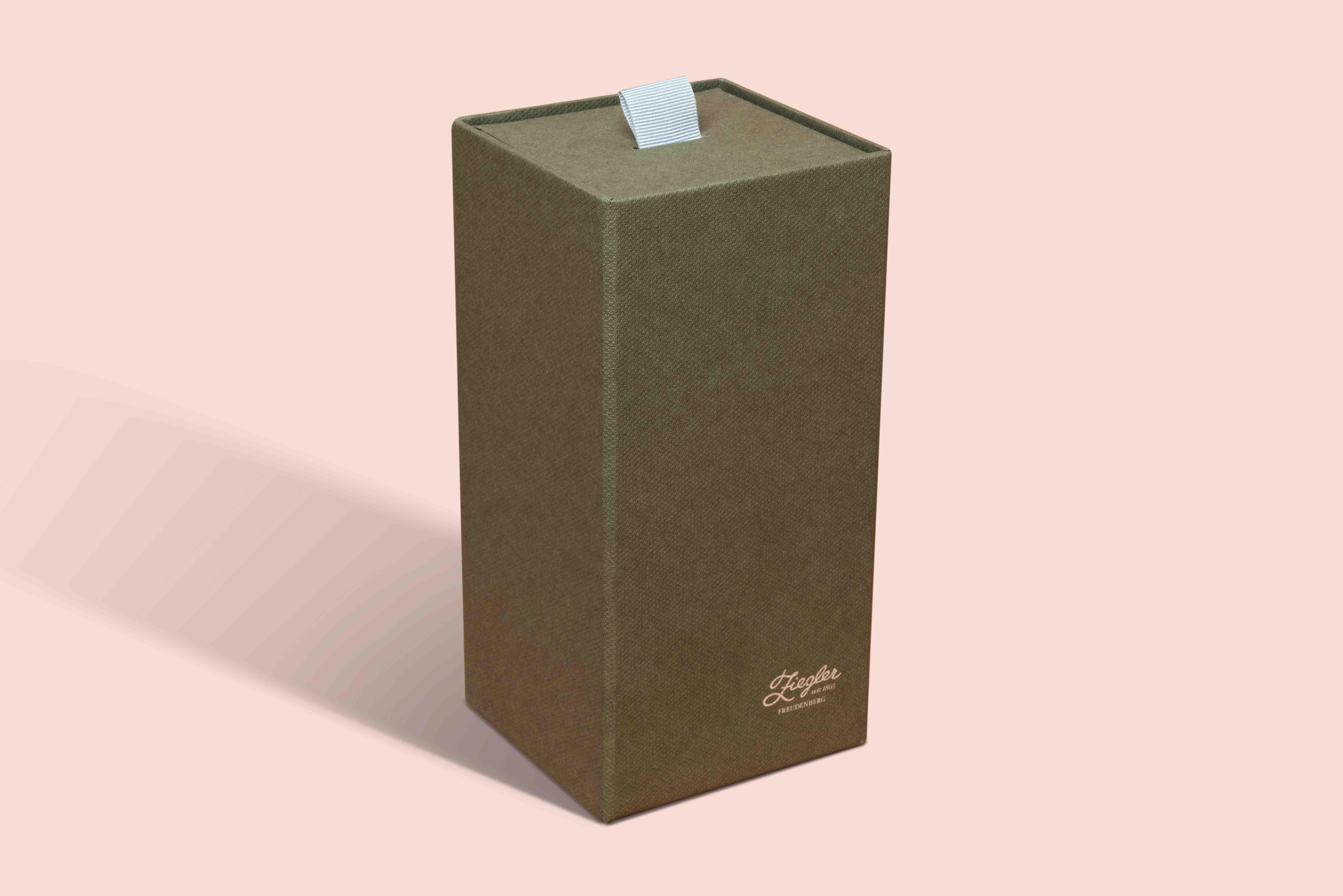 Schuberkartonage - die besondere Verpackung