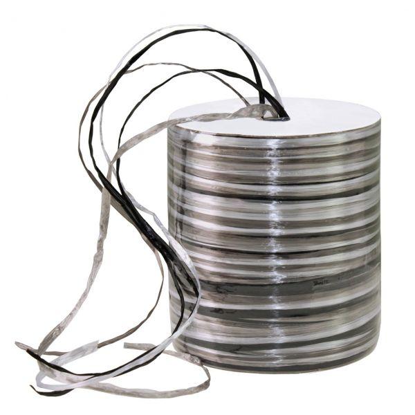 3mmx50m in schwarz/silber/… 2207MU50-1008