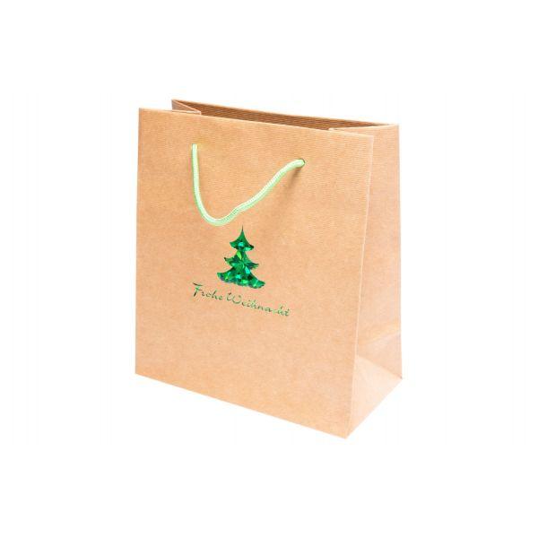"""Papiertragetasche für Weihnachten """"Ansbach"""" 5107WB"""